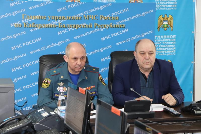 Завершился I этап всероссийских командно-штабных учений