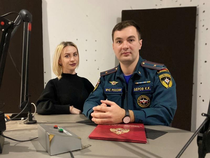 В прямом эфире Радио «КАБАРДИНО-БАЛКАРИЯ» ответили на актуальные вопросы